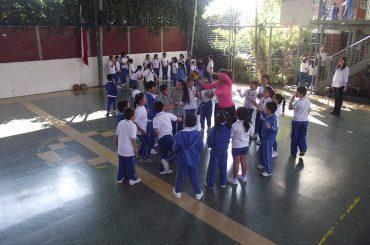 Actividad Educación Física